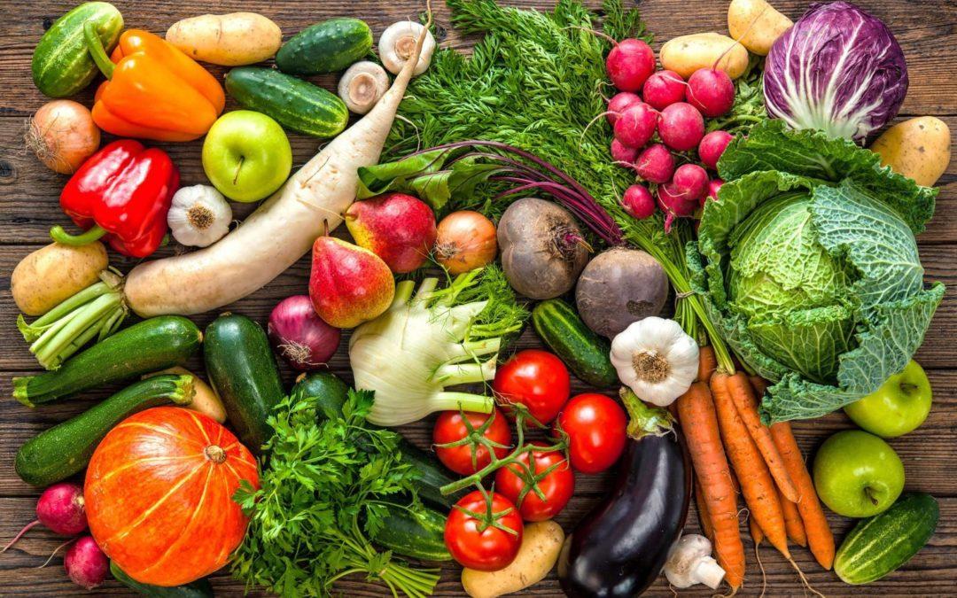 Les légumes poussent dans notre Arbre